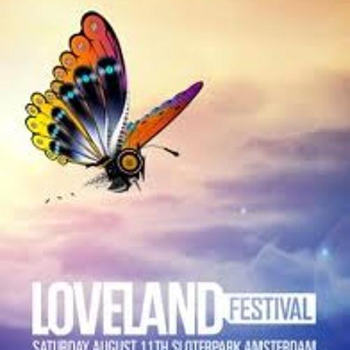 Benny Rodrigues @ Loveland Festival, Amsterdam (11-8-2012)