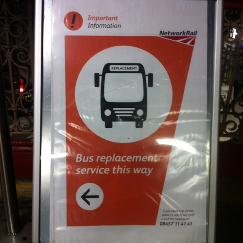Bus Replacement Service #3