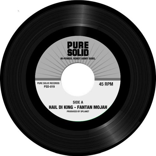Pure Solid x Fantan Mojah - Hail Di King Refix