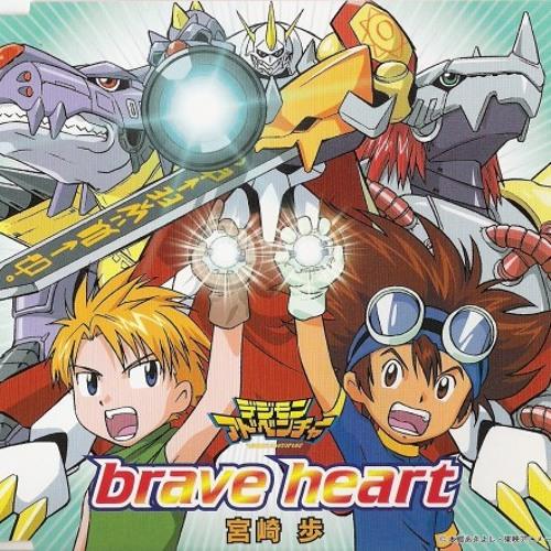 [Digimon Adventure] Brave Heart [Makouto]