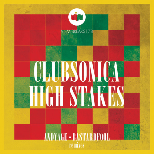 CLUBSONICA-HIGH STAKES (ANDYAGE REMIX)