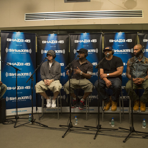 welcome to: OUR HOUSE (Shade45 Special w/Eminem & Slaughterhouse)