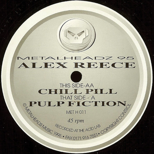 Alex Reece - Pulp Fiction - Kouncilhouse & Knightfreak Re-Work (Downloadable)