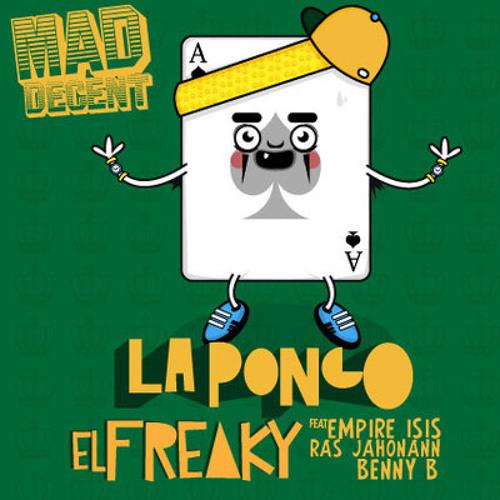 El Freaky ft Empire Isis Ras Jahonan Benny B-La pongo (caballo rmx)