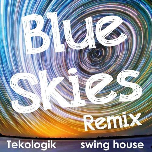 Irvin Berlin - Blue Skies (Tekologik remix) free DL 320