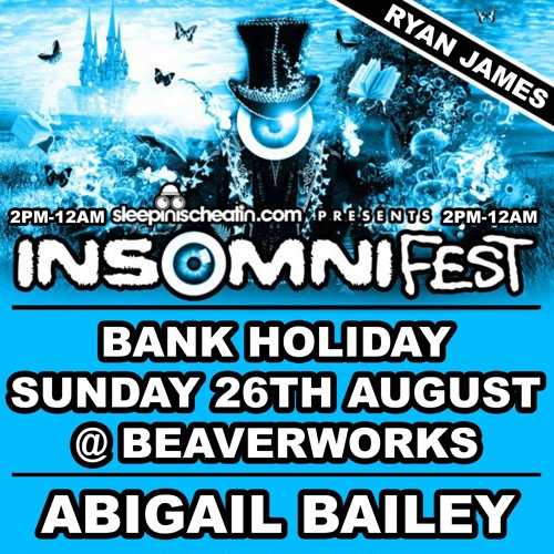 Ryan James Vs Chris Lorenzo - Insomni-Fest Mix