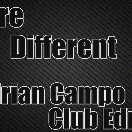 Sore - Different (Adrian Campo Club Edit)