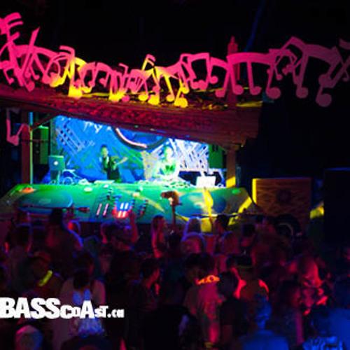 DJ CURE Live @ Bass Coast 2012 www.basscoast.ca