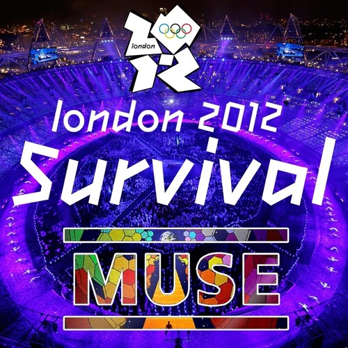 Muse - Survival (Live at London 2012 Closing Ceremony)