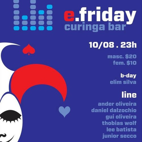 DJ Daniel Dalzochio live @ Curinga Bar, Caxias do Sul/RS - 10.08.2012