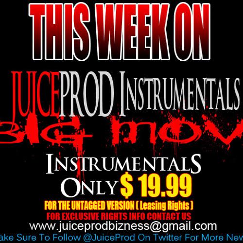 JUICEPROD Instrumentals  - 05.Open Your Eyes