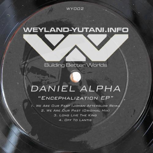 Danijel Alpha - We are our past (Johan Afterglow Remix)