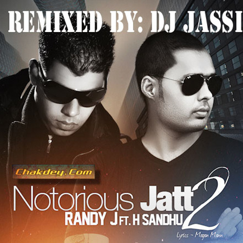 Notorious Jatt 2 ft. Skrillex [Dub Mix] [DJ Jassi]