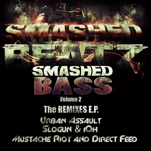 Mustache Riot - Shock Proof (Urban Assault Remix) out now!