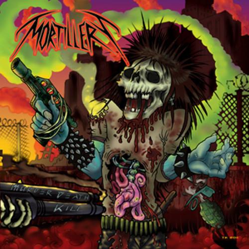 MORTILLERY - Evil Remains