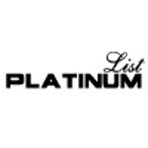 Smokingroove - Platinum List August 2012 Mix