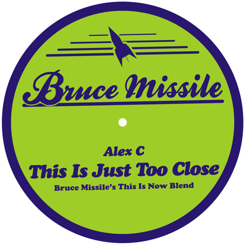 Alex C - This Is Just Too Close - (Bruce Missile´s This Is  Now Blend)