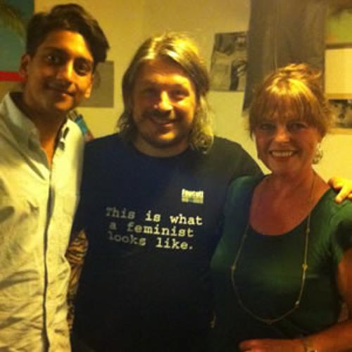Richard Herring's Edinburgh Fringe Podcast 2012 #11: Janet Ellis and Ahir Shah