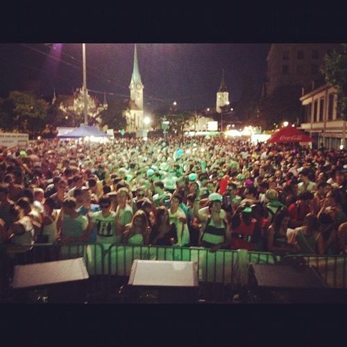 Streetparade DJ Set 11.8.2012