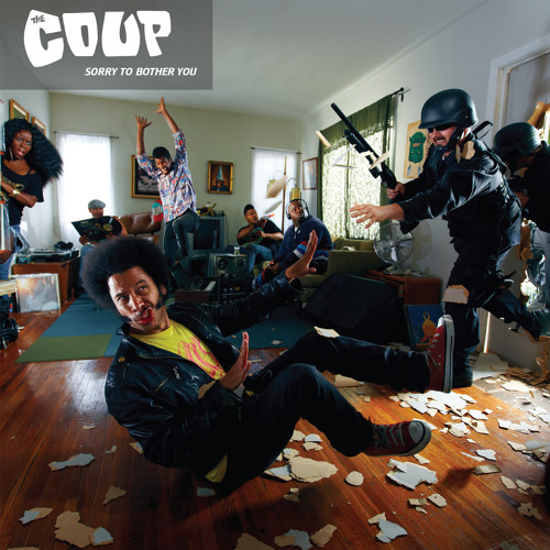 The Coup- The Magic Clap
