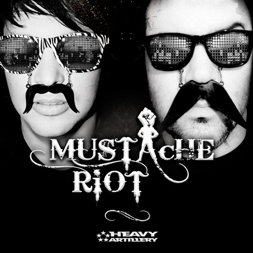 Mustache Riot - Boobie Trap - Heavy Artillery Recordings - Out today 8/13/2012 on Beatport
