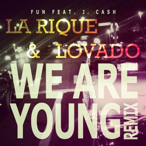 Ladi Dadi (La Rique & Lovados We Are Young Edit) (Snippet)