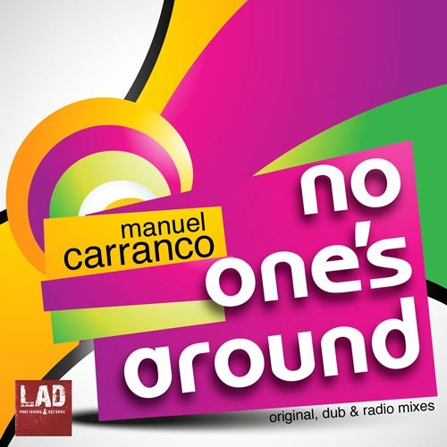 M Carranco - No One´s Around (Promo Cut) - OUT NOW !!!