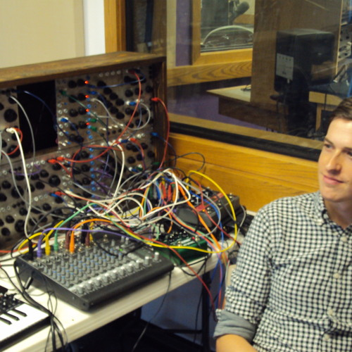 FFFoxy Podcast #4: Justin Meyers in-studio