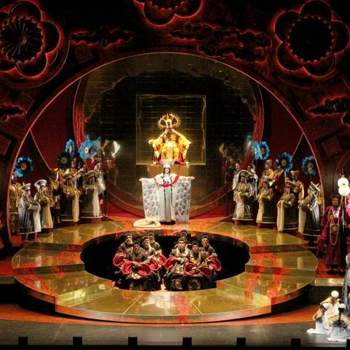 MARCY STONIKAS at Seattle Opera