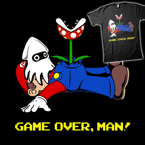 Game Over Ha!!!