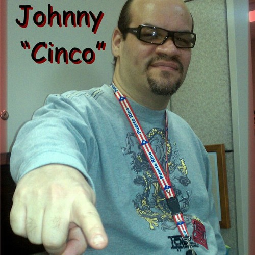 DJ Johnny Cinco - Electro-Trance DJ Mix 2012