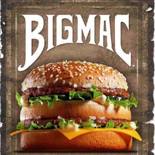 Gluten Free Big Mac Vol.1