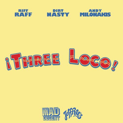 Three Loco- Jump Rope feat. Porcelain Black [prod. by Rich Skillz]