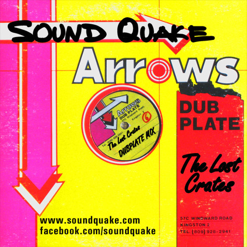SOUND QUAKE - THE LOST CRATES - DUBPLATE MIX (2012) - FREE DOWNLOAD