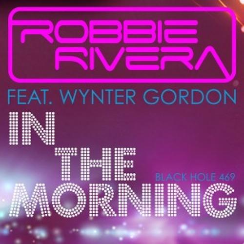 Robbie Rivera - In The Morning (TJR remix)