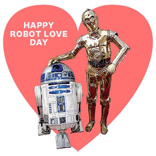 Gayvroche - Happy Robot Day