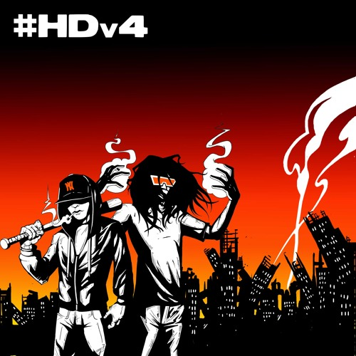 Gotham Green & Quickie Mart - #HDv4 (FULL LP)