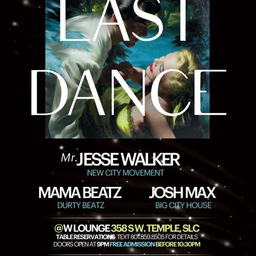 Jesse Walker Live @ Last Dance 8/11/12