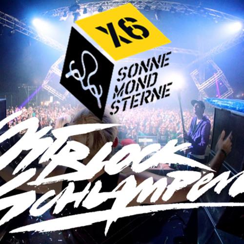OSTBLOCKSCHLAMPEN - LIVE @ SMS X6 / SONNE MOND STERNE 2012