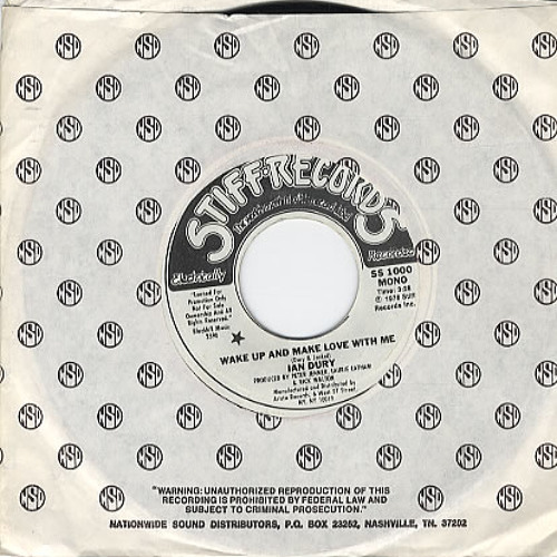 Ian Dury - Wake Up & Make Love To Me (Leftside Wobble Rude Extension)-16
