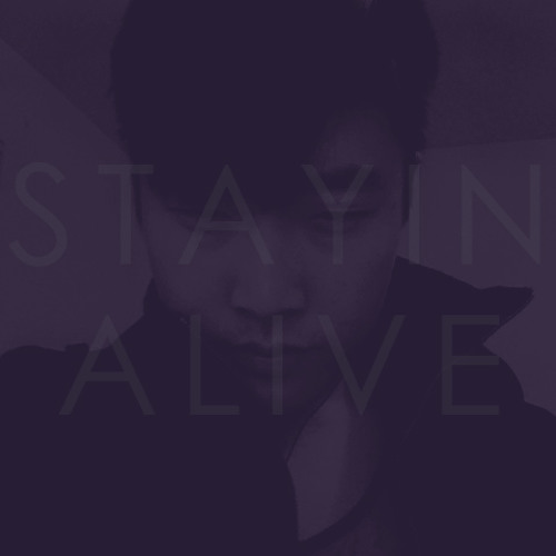 Stayin' Alive by the Bee Gees covered by Jhameel