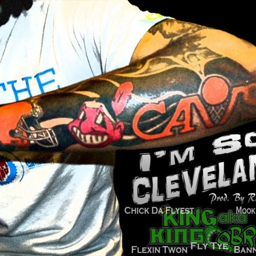 I'm So Cleveland ft. Chick Da Flyest, Mookie Motonio, Fly Tye, Flexin Twon, Banna Mane
