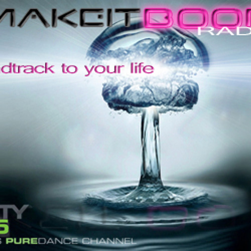 Imakeitboom Radio.  Every Fri. 6pm EST Orlando's Party95
