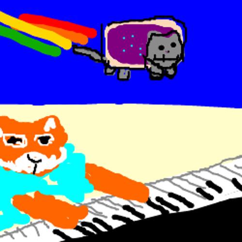 Keyboard Cat Feat. MC Nyancat - Intro (AKA Thanks for 100 Followers)