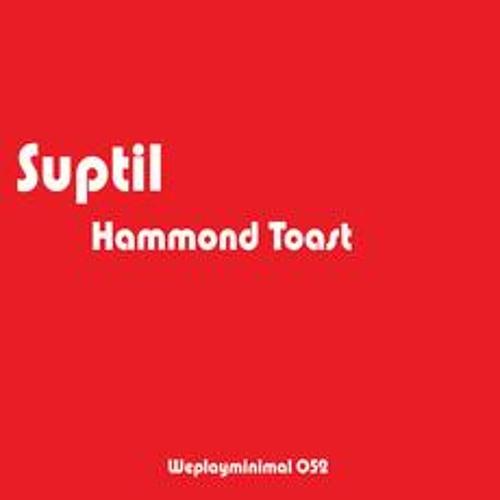 Suptil - Doin' It (Snippet)