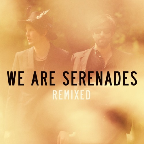 We Are Serenades - Walking Home (Active Child Remix)