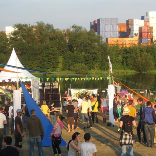 Stereophonie @ Hafengrün Festival 04.08.12 Pt.I