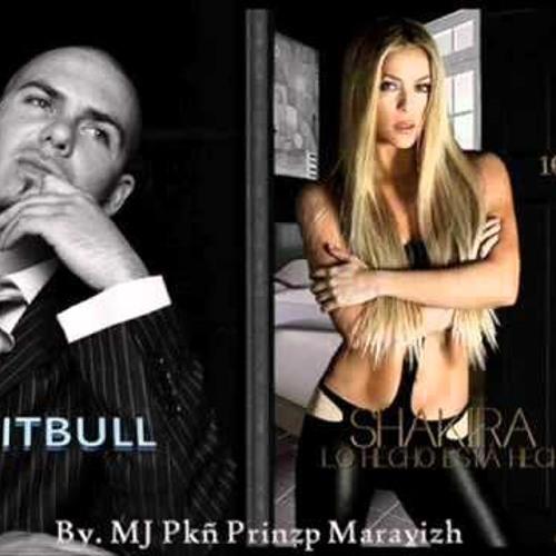 Rabiosa Ft. Yunior as Pitbull