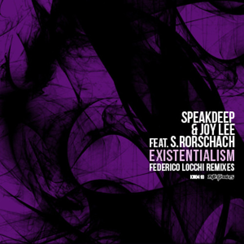 Speakdeep feat. Joy Lee -  Existentialism (Original Mix)