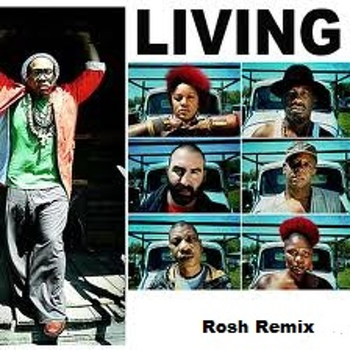 Arrested Development - Living(rosh D&B Remix) unreleased HQ Download